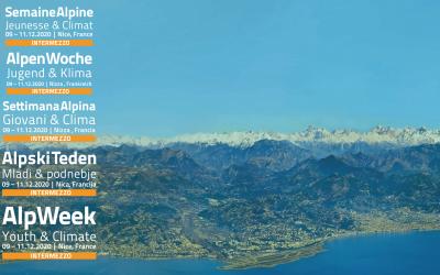 La jeunesse alpine face au changement climatique