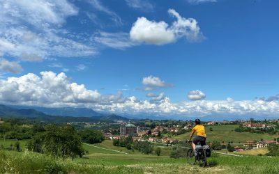 Découvrir Cuneo à vélo